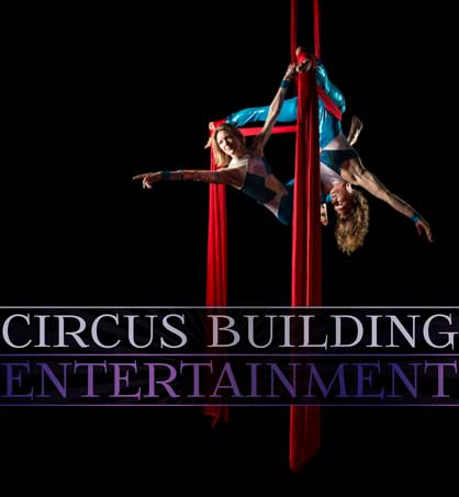 Circus Building Entertainment Performances, Charleston SC