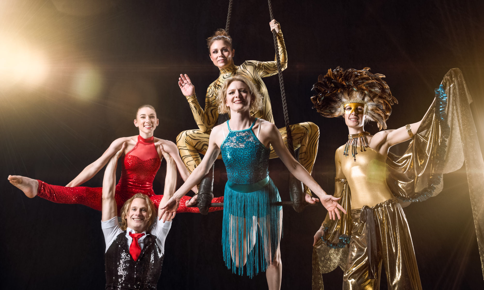 Circus Performers Charleston